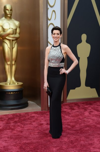 Anne Hathaway (Photo ROBYN BECK, AFP)