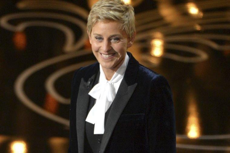 Ellen DeGeneres... (Photo: AP)