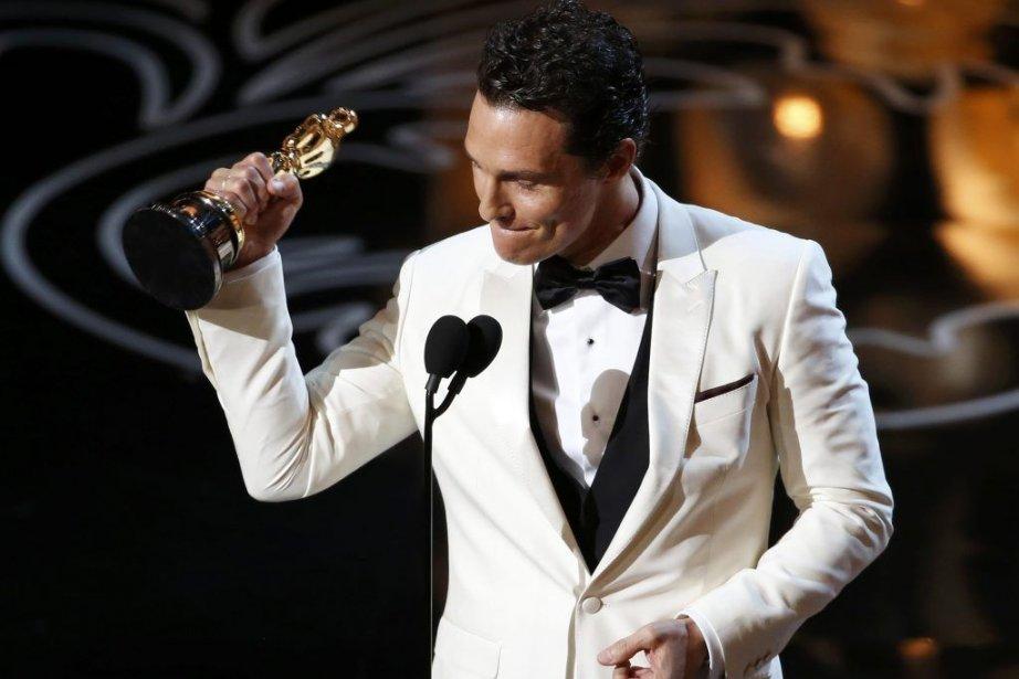 Matthew McConaughey... (Photo: Reuters)
