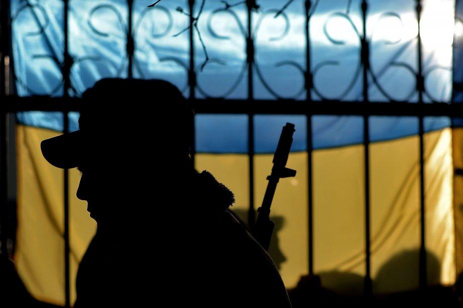 Les autorités ukrainiennes ont accusé la Russie de... (Photo FILIPPO MONTEFORTE, AFP)