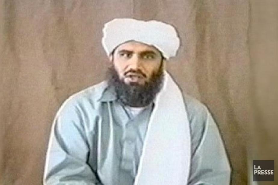 Le gendre de Ben Laden,Souleymane Abou Ghaith... (PHOTOTHÈQUE LA PRESSE)