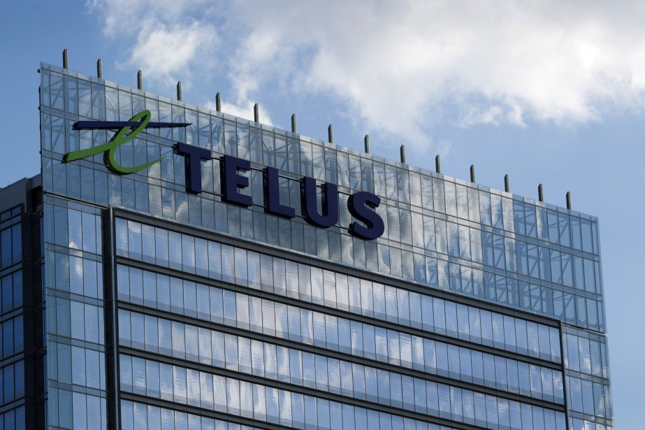 Une filiale de Telus ( (Photo Brent Lewin, Bloomberg)