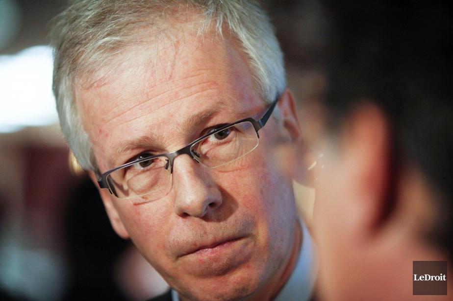 Le député libéral Stéphane Dion.... (PHOTO MARTIN ROY, archives LE DROIT)