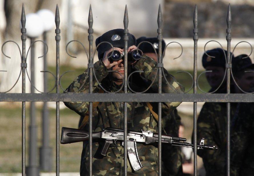 La communauté internationale retient son souffle avec la... (Photo Vasily Fedosenko, Reuters)