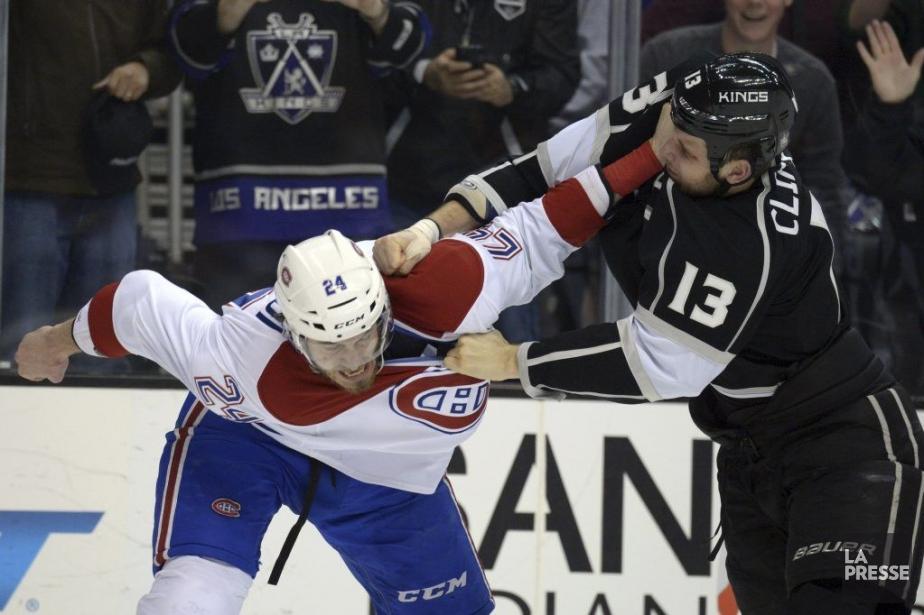 Relisez le clavardage du match entre le Canadien et les Kings... (Photo: Reuters)