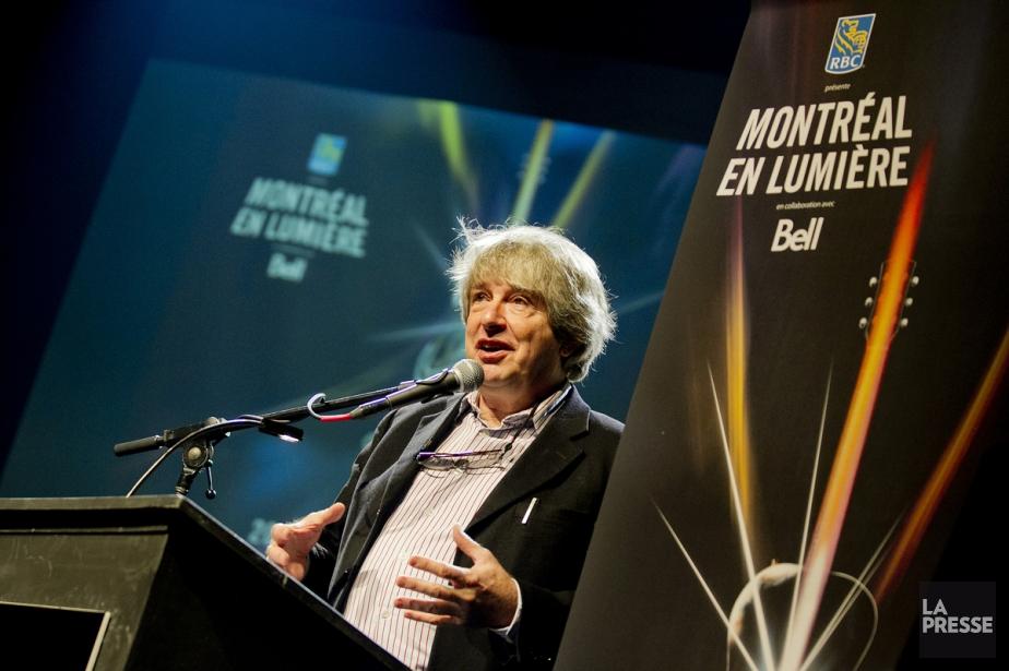 Alain Simard, président de Spectra.... (Photo: Marco Campanozzi, archives La Presse)