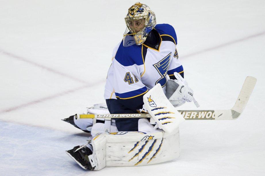 Les Blues de St. Louis ont cru qu'ils... (Photo Darryl Dyck, PC)
