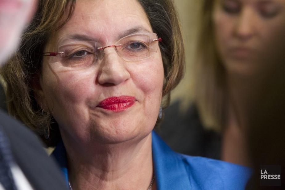 La députée de La Pinière Fatima Houda-Pepin s'est... (Photo Ivanoh Demers, La Presse)