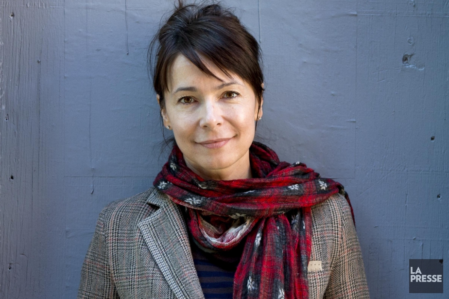 Marie Plourde... (Photo: Alain Roberge, archives La Presse)