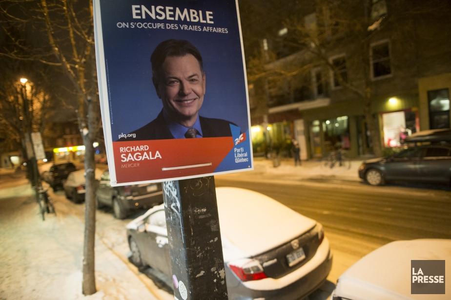 Signe que les élections approchent, les libéraux ont... (Photo André Pichette, La Presse)