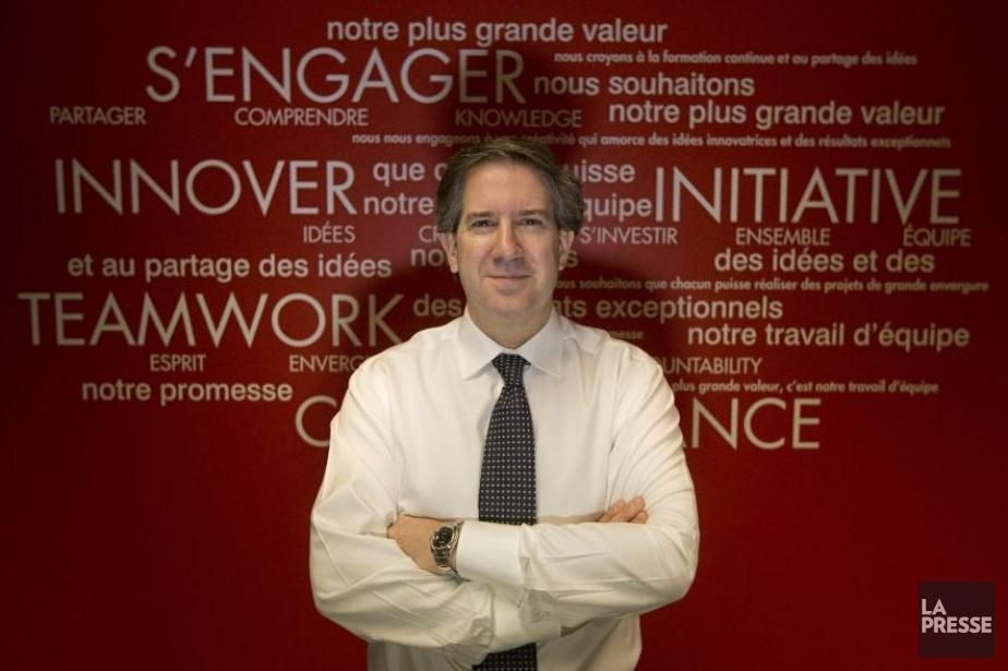 Mario Cecchini, président de Corus Québec, voit son... (PHOTO IVANOH DEMERS, LA PRESSE)