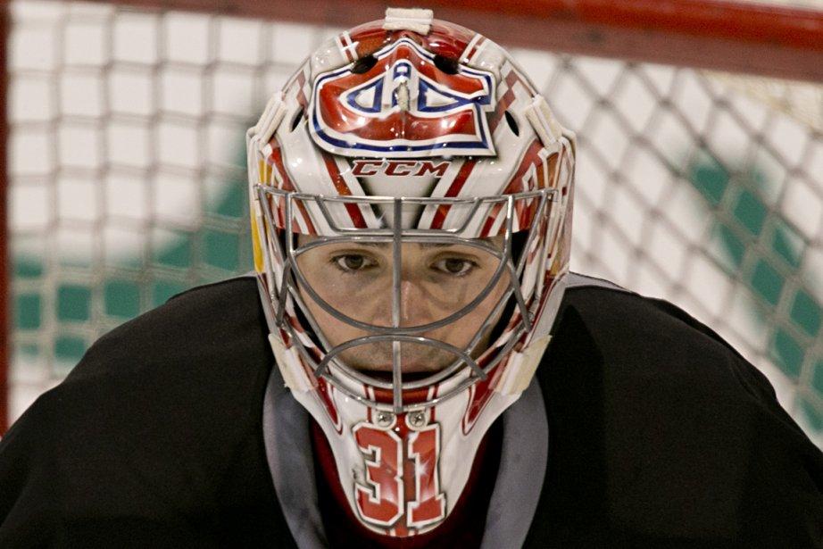 Carey Price a précisé hier qu'il serait capable... (Photo David Boily, La Prese)
