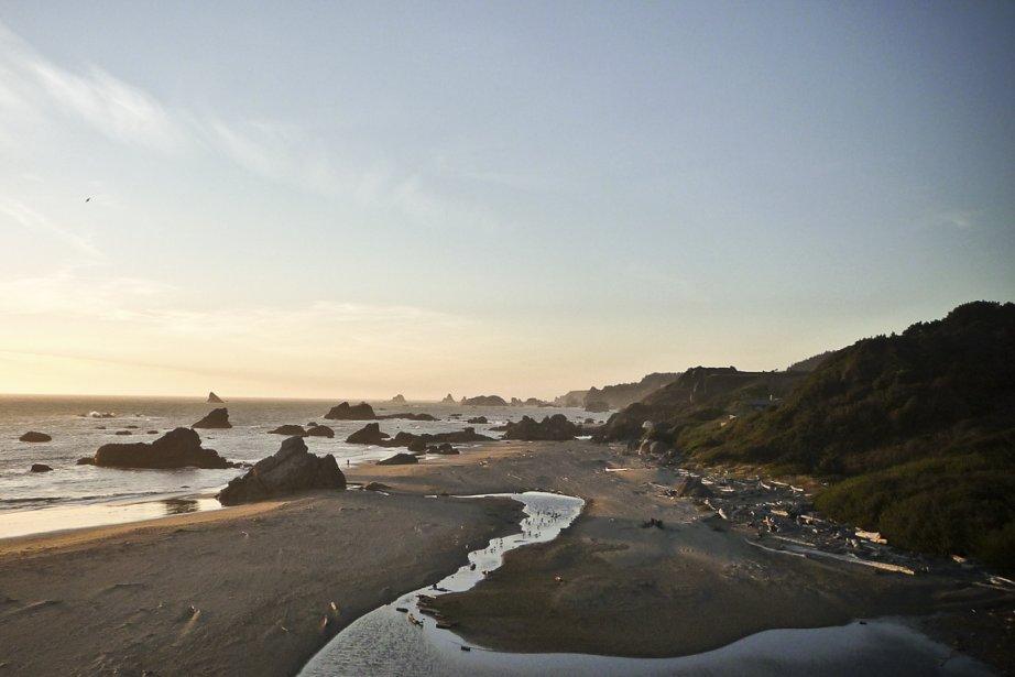 On compte entre 10 et 15 jours pour rouler à vélo de Portland à San Francisco,...