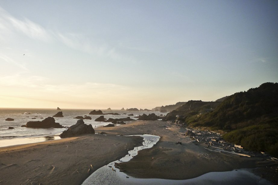 De Portland à San Francisco, les paysages sont majestueux, du début à la fin. (Photo Simon Coutu, collaboration spéciale)