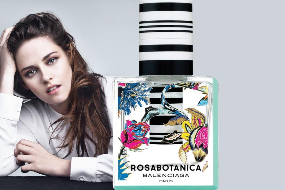 Kristen Stewart est le visage du nouveau parfum... (Photo fournie par Coty)