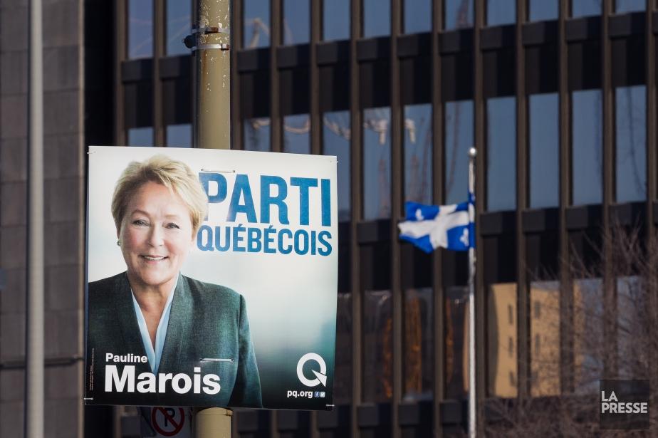 Les affiches électorales font de nouveau partie du... (Photo Edouard Plante-Fréchette, La Presse)