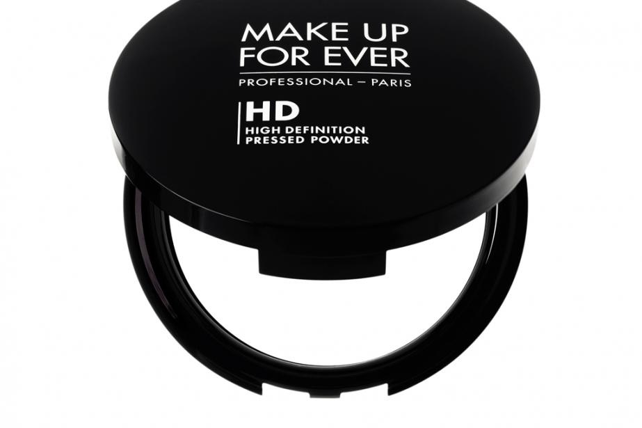 Poudre compacte HD, Make Up For Ever, 41$.... (PHOTO FOURNIE PAR MAKE UP FOR EVER)