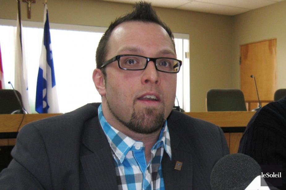 Le maire de Gaspé, Daniel Côté.... (Photothèque Le Soleil)