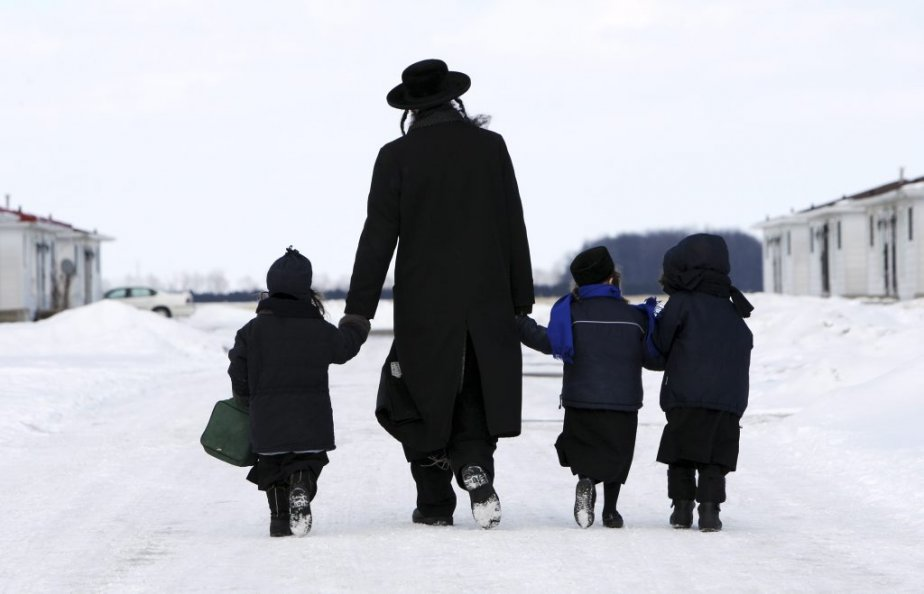 L'Agence des services frontaliers... (Photo Dave Chidley, La Presse Canadienne)