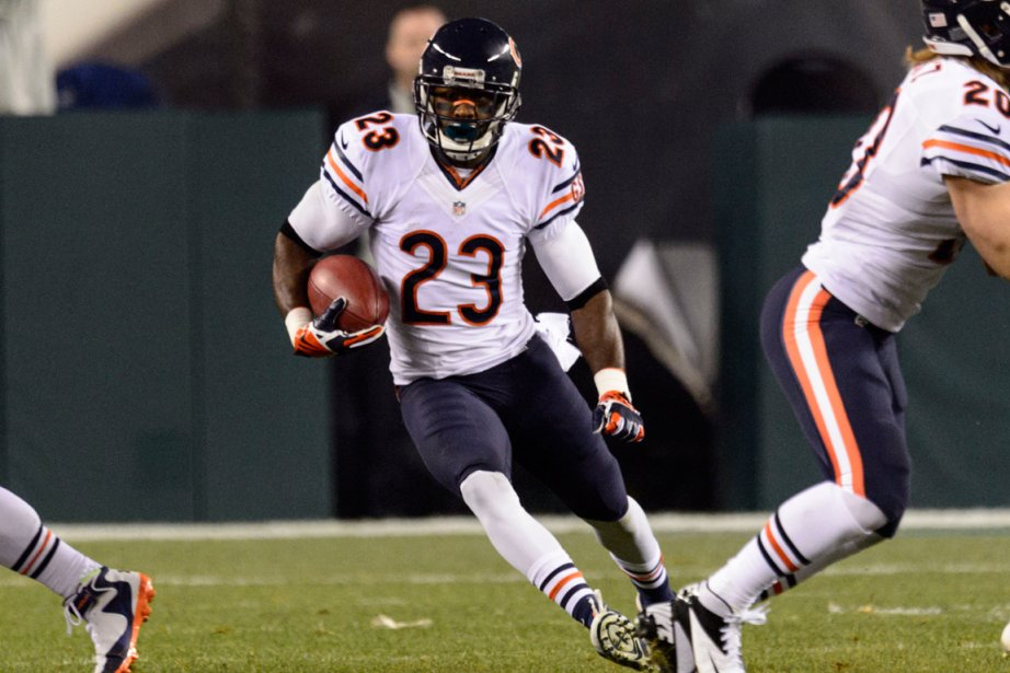 Devin Hester... (Photo Howard Smith, USA Today)