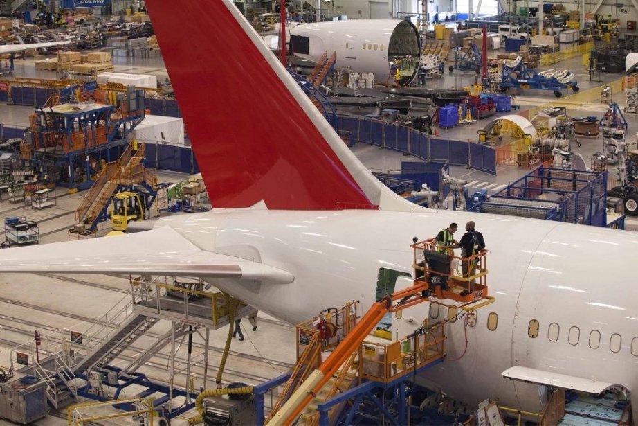 Lors des derniers mois, Boeing avait laissé entendre... (PHOTO RANDALL HILL, REUTERS)
