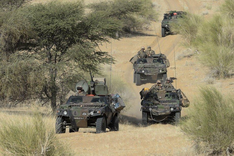 La France mène au Mali une opération militaire,... (PHOTO PHILIPPE DESMAZES, ARCHIVES AFP)