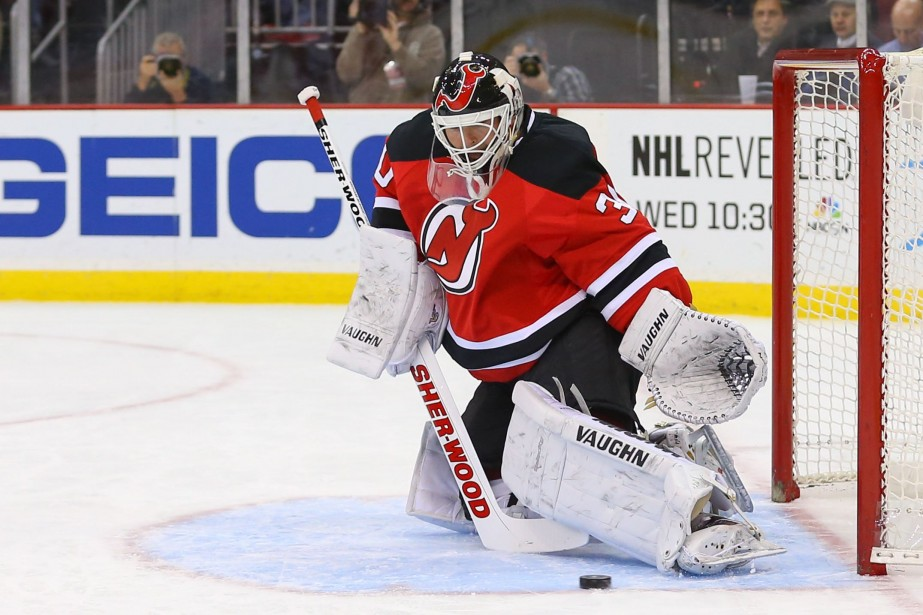 Martin Brodeur... (Photo Ed Mulholland, archives USA Today)