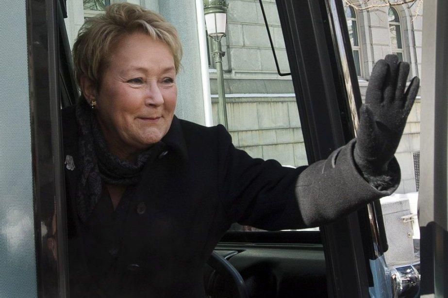 Pauline Marois... (Photo Ryan Remiorz, La Presse Canadienne)