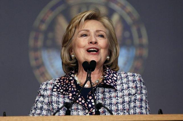 Hillary Clinton souhaite que la décision qui sera... (Photo archives Reuters)