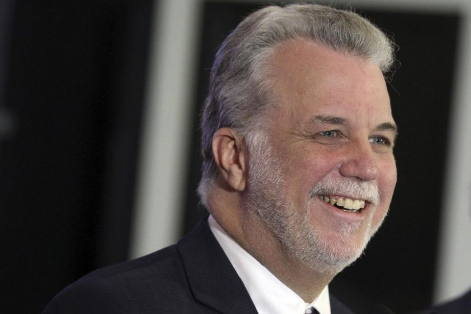 Philippe Couillard... (Photo Christinne Muschi, Reuters)