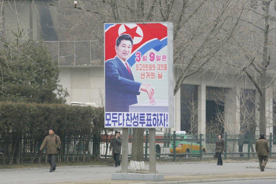 Tous les Nord-Coréens de 17 ans et plus... (PHOTO VINCENT YU, AP)