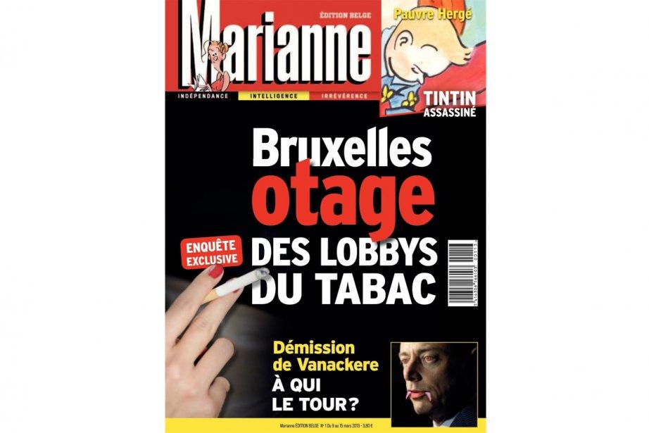 Un nouvel hebdomadaire francophone, baptisé M...Belgique, sortira le...