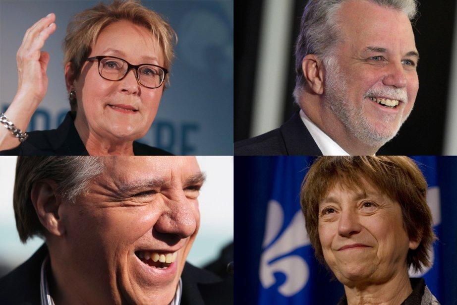 La bataille pour conquérir l'électorat québécois est engagée.... (Photos Reuters, Archives PC)