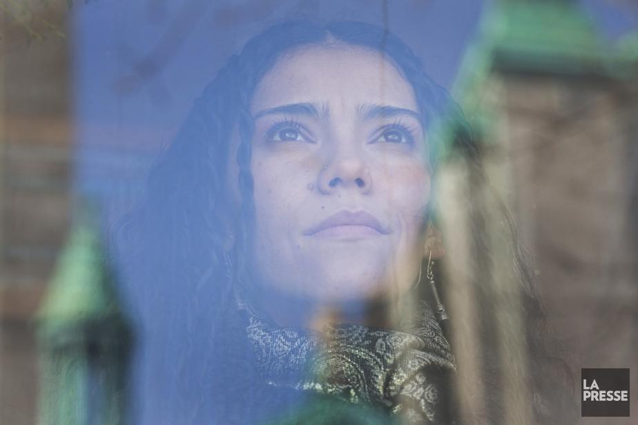 Pour son second album, Mamselle Ruiz a puisé... (Photo Ivanoh Demers, La Presse)