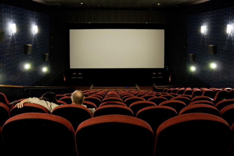 La fréquentation des cinémas a connu une... (PHOTO DIGITAL VISION/THINKSTOCK)