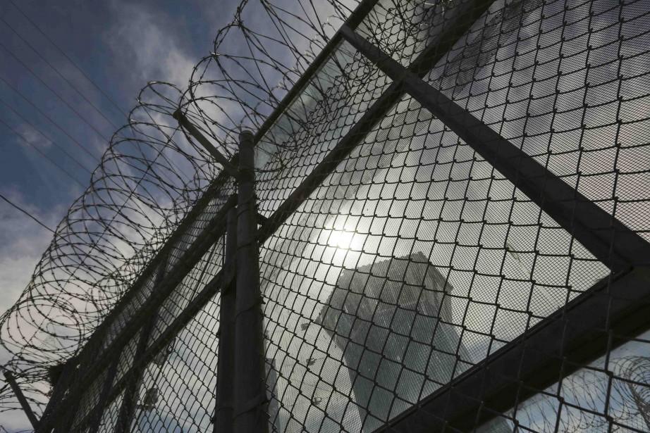 Les services frontaliers et de l'immigration des... (Photo archives Reuters)