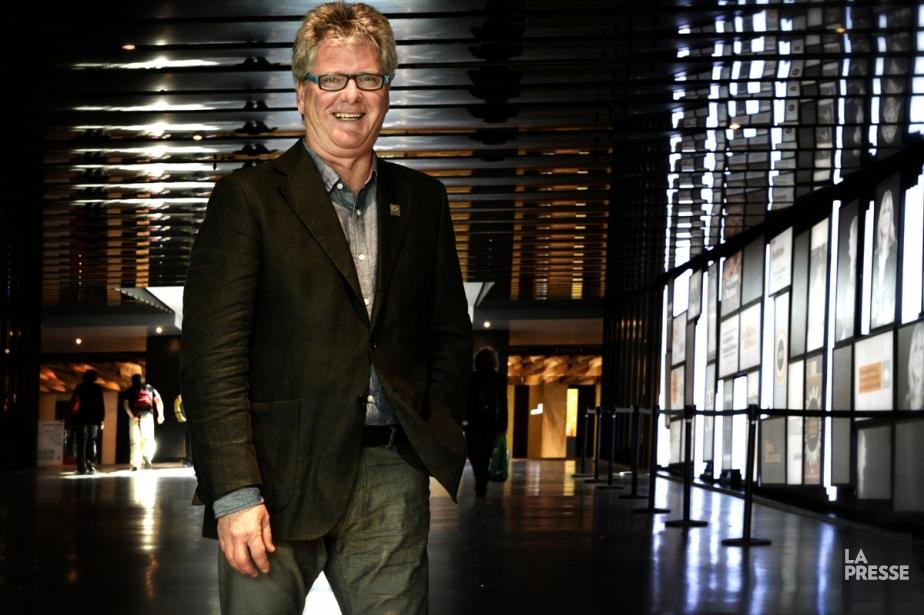 Michel Gagnon a accepté de diriger un complexe... (Photo: Bernard Brault, archives La Presse)