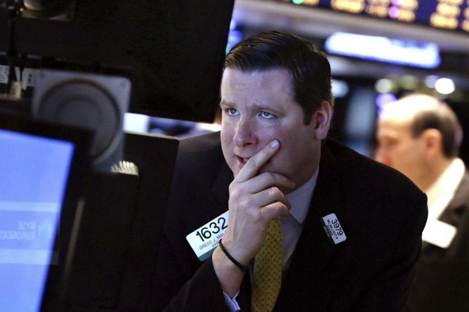 Lundi, les données encourageantes sur le marché du... (Photo Richard Drew, AP)
