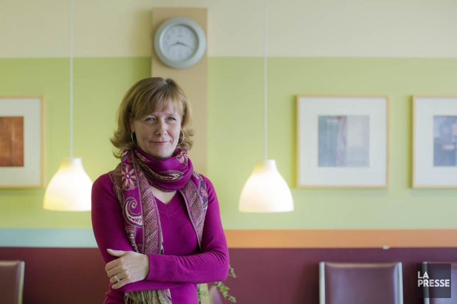 Josée Lamoureux est chef des services ambulatoires adultes... (Photo Edouard Plante-Fréchette, La Presse)
