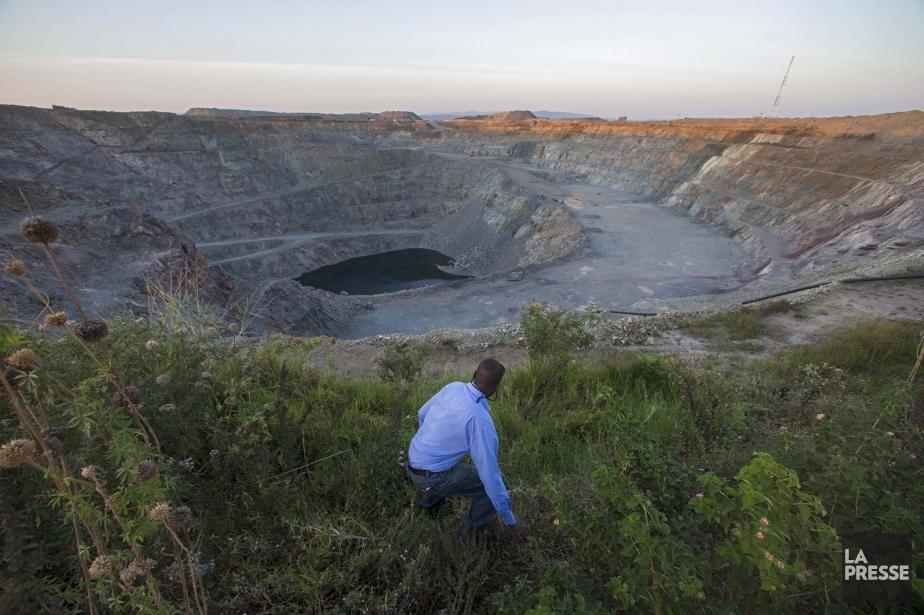La Mine North Mara appartenant à Barrick Gold,... (Photo Ivanoh Demers, Archives La Presse)