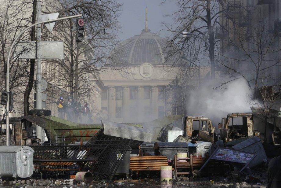 La Banque mondiale (BM) a indiqué... (Photo KONSTANTIN CHERNICHKIN, Reuters)
