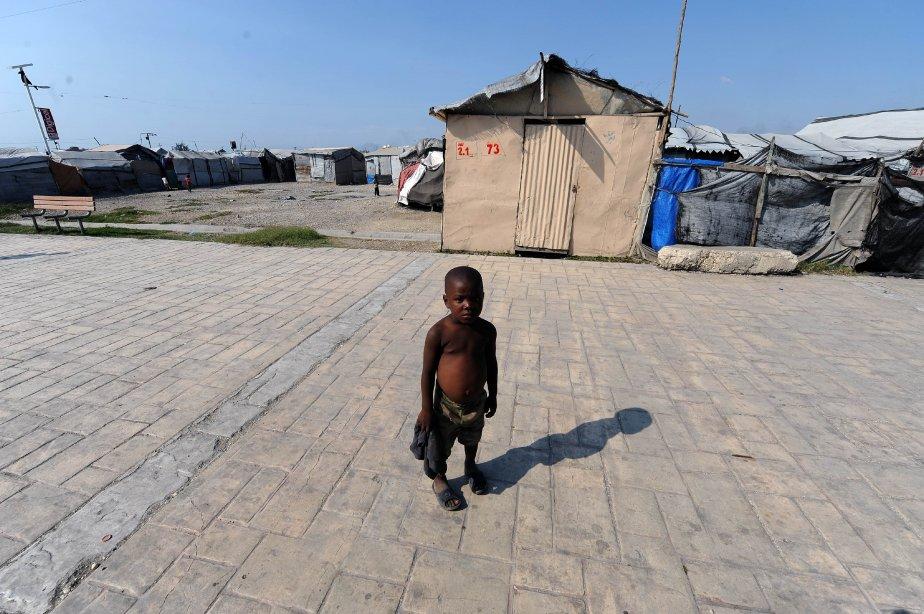 Le choléra avait infecté près de 700000 Haïtiens... (Photo VANDERLEI ALMEIDA, AFP)