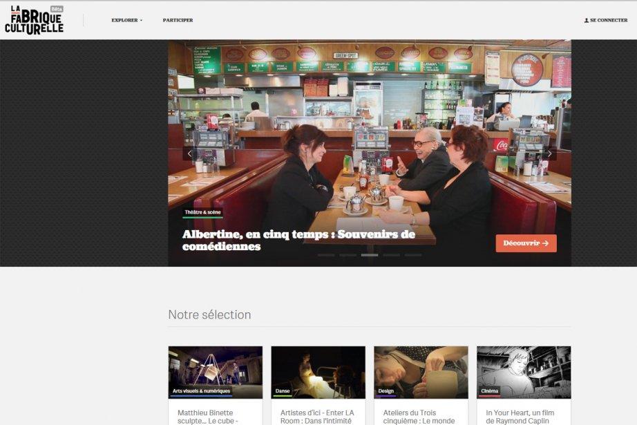 Télé-Québec a lancé mardi une toute nouvelle plateforme web vouée à la...