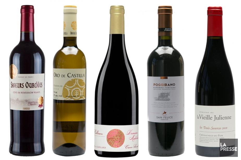Il en va du vin et des millésimes... comme des personnes. (Photo La Presse)