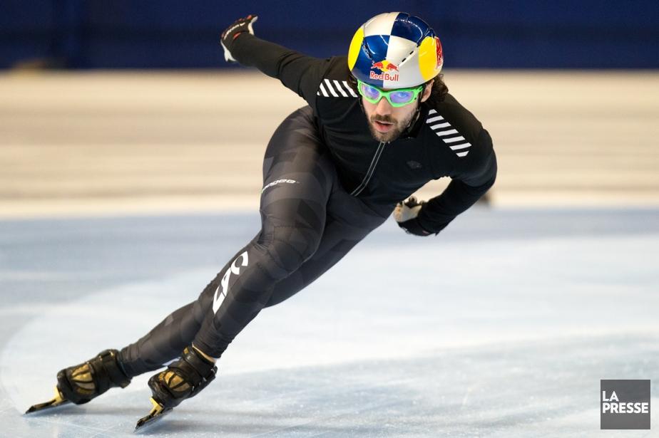 Charles Hamelin participera auxChampionnats du monde de patinage... (Photo Robert Skinner, La Presse)