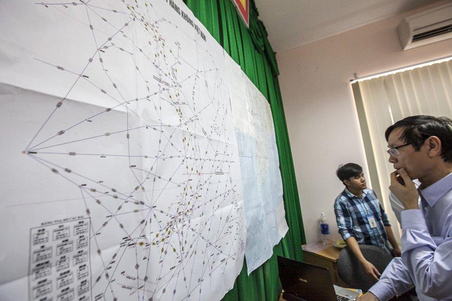 Dans un premier temps, les autorités ont concentré... (PHOTO AFP/STR)