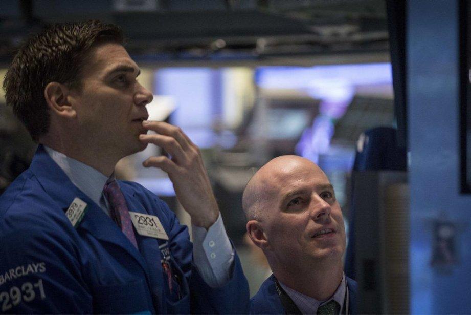 En l'absence d'indicateur ou de résultat d'entreprise majeur... (PHOTO BRENDAN MCDERMID, REUTERS)