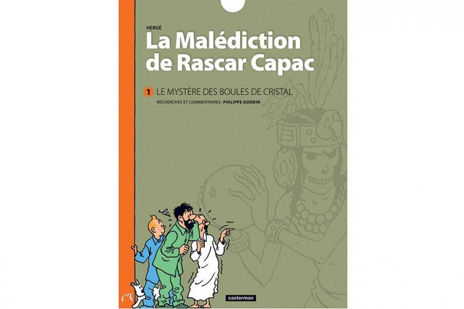 La malédiction de Rascar Capac... (Photo: Casterman)