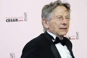 Roman Polanski lors de la cérémonie des Césars... (Photo: Reuters)