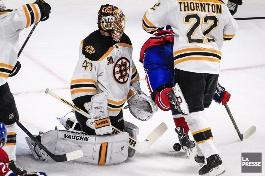 Le Canadien a donné longtemps l'illusion de pouvoir battre les Bruins de...